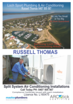Russell Thomas Plumbing & Air Conditioning
