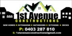 1st Avenue Constructions