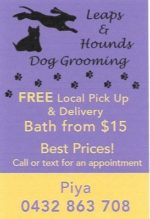 Leaps & Hounds Dog Grooming